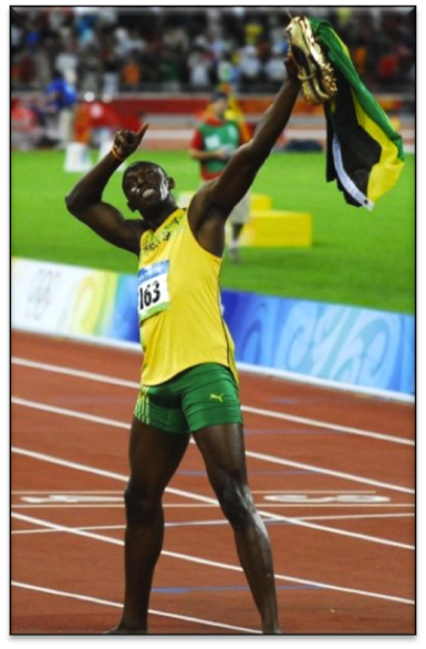 Picture of Usain Bolt